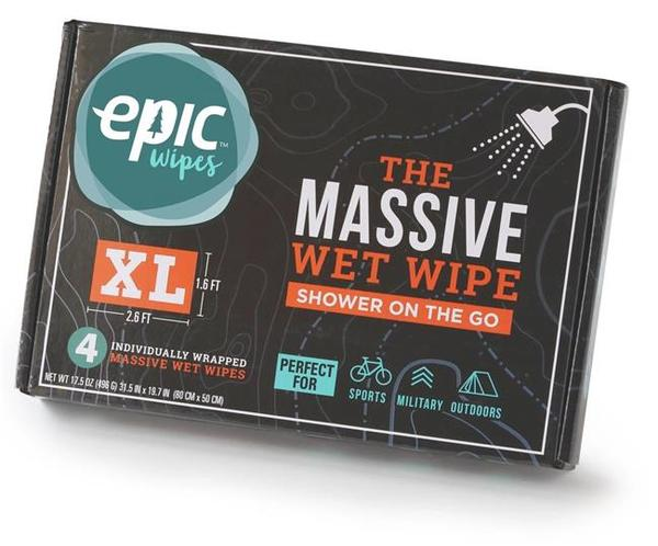 massive wet wipe product image