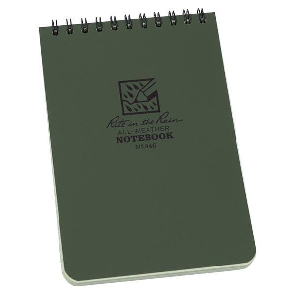 Rite in the Rain Waterproof Tactical Pocket Notebook