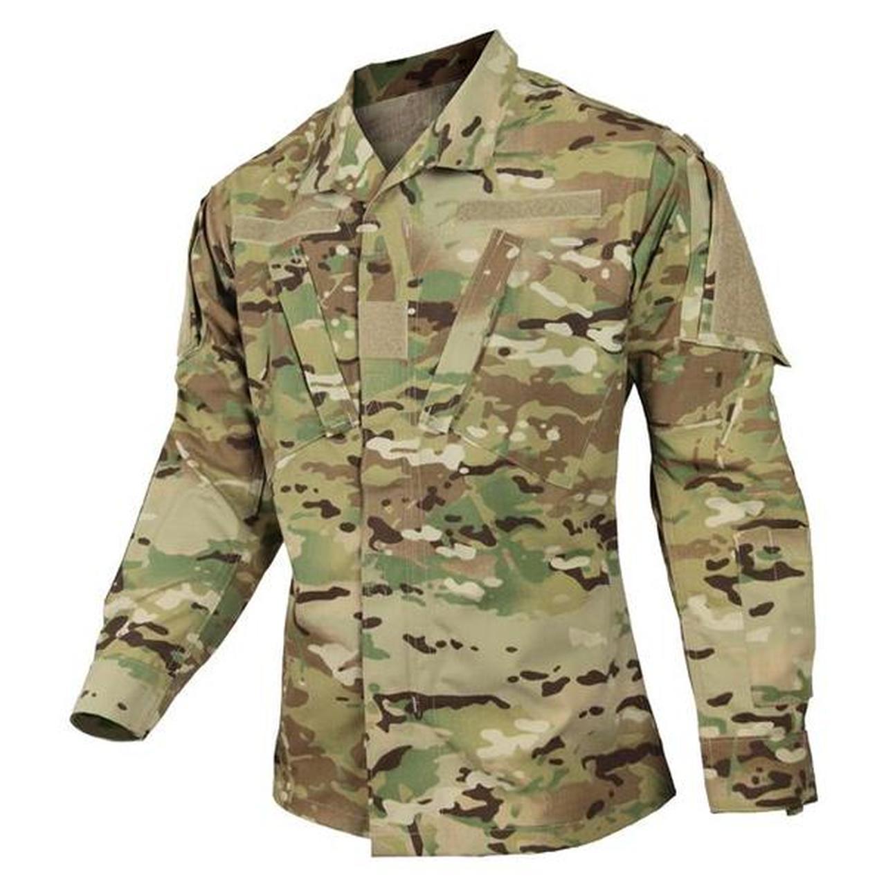 OCP Army Uniform