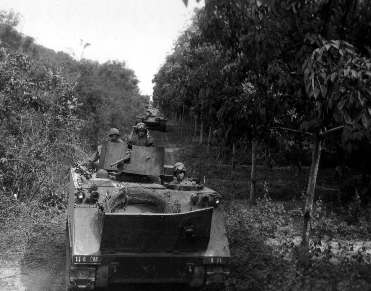 Jungle Convoy Vietnam War