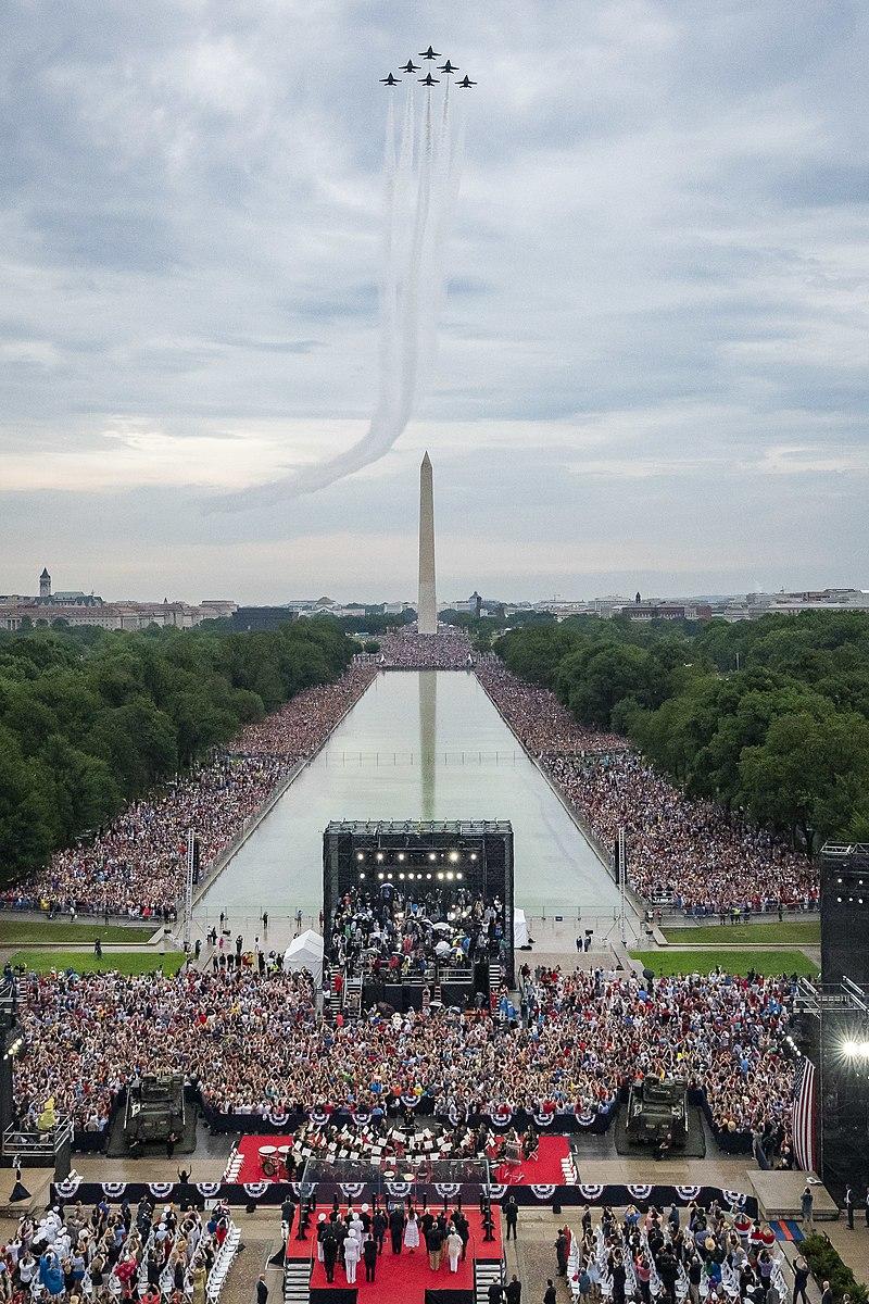 2019 salute to America