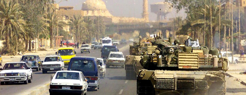Battle of Baghdad