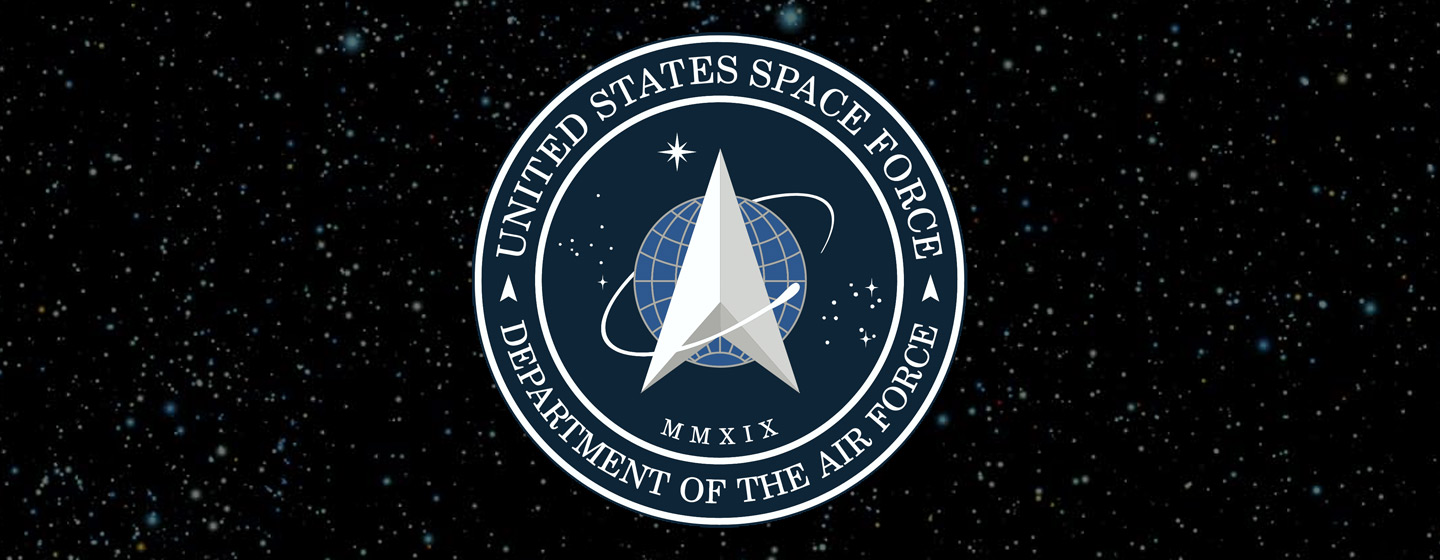 US Space Force Banner