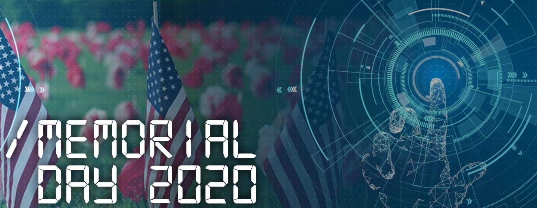 Virtually Celebrate Memorial Day