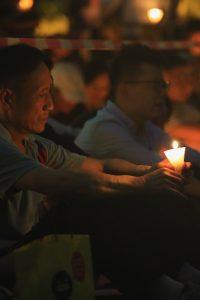 Annual Tiananmen Square Protest Vigil