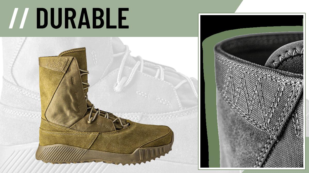 USP Blog - Oakley Elite Assault Boots