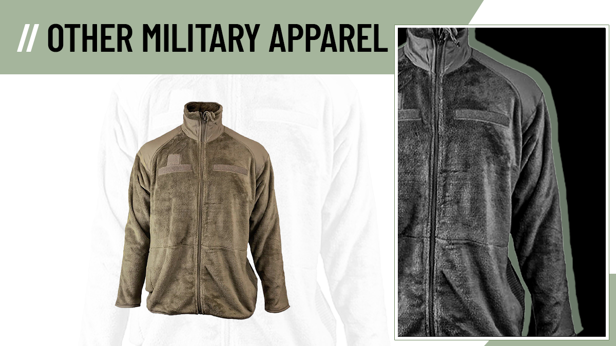 Other Military Apparel
