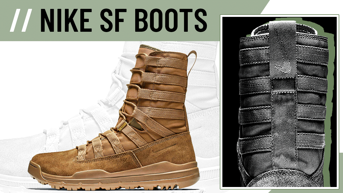 USP Blog - Nike Boots