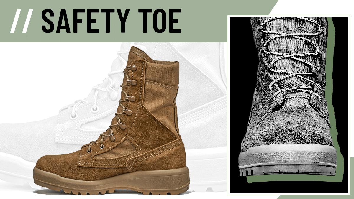USP Blog - Steel Toe Boots
