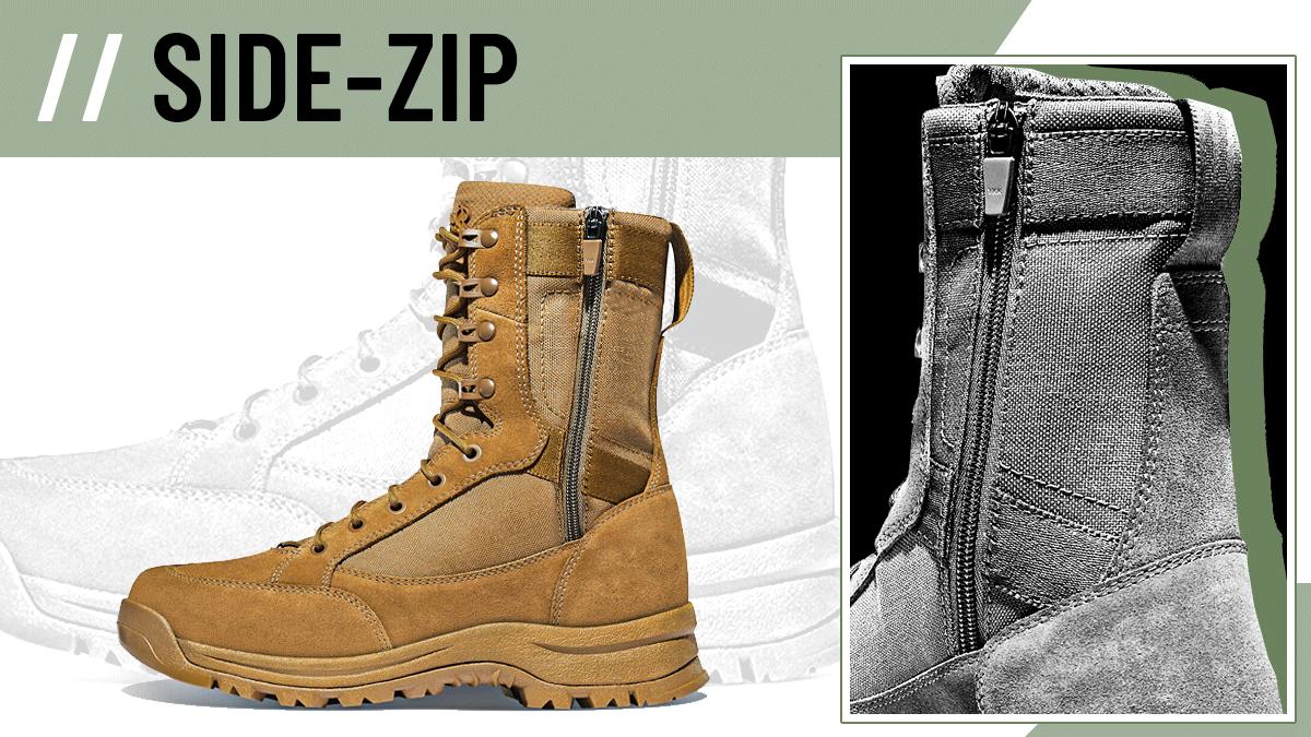USP Blog - Side-Zip Boots