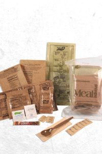 Rothco Sure Pak Complete MRE With Heater Box Of 12