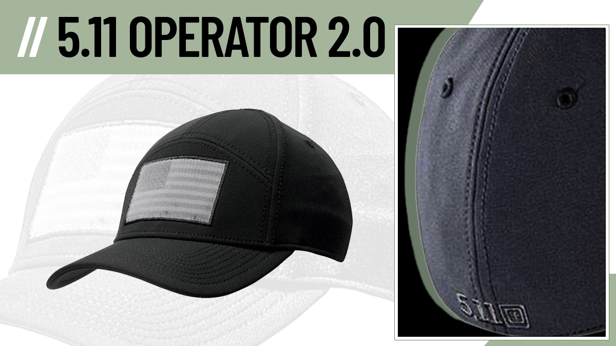 5.11 Operator 2.0 Cap