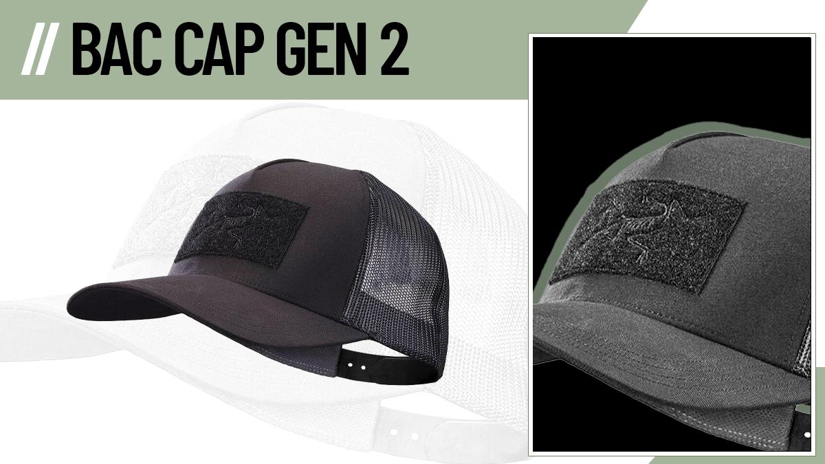 Arc'teryx BAC Cap Gen 2