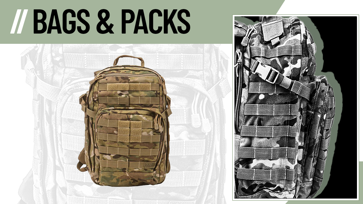 Best Bags and Packs