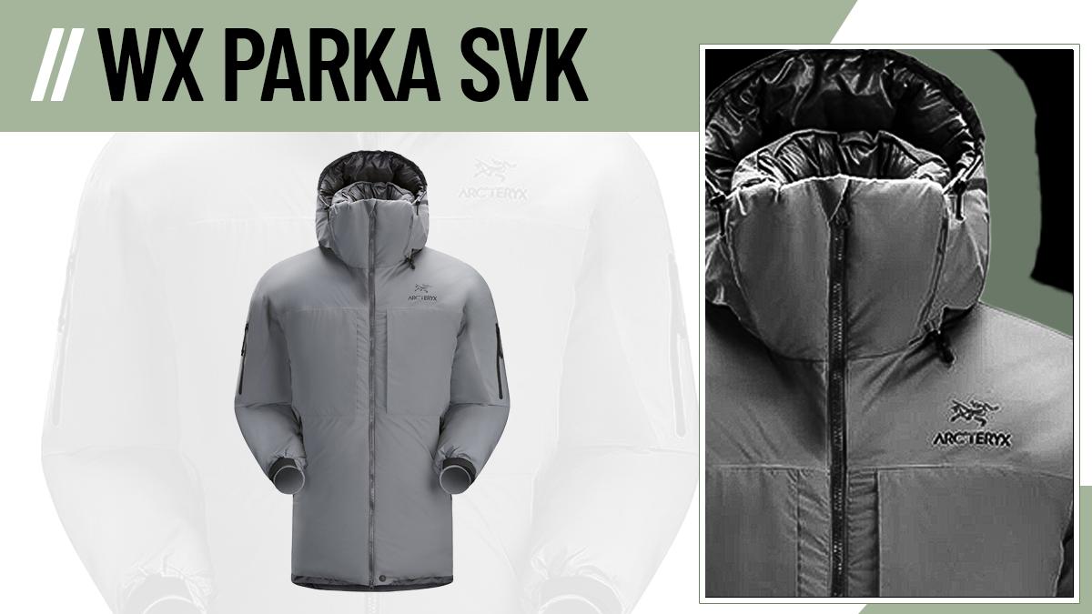 Arcteryx Cold WX Parka SVK