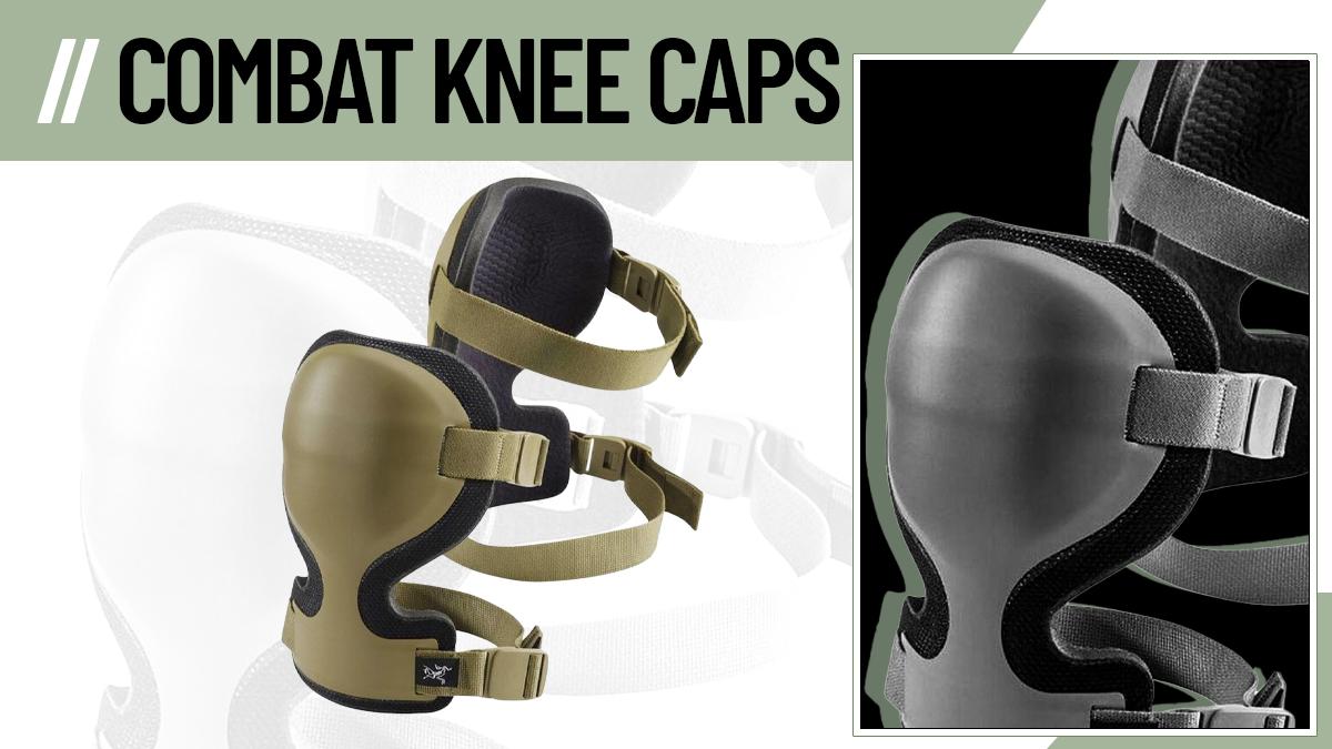Arc'teryx Combat Knee Caps