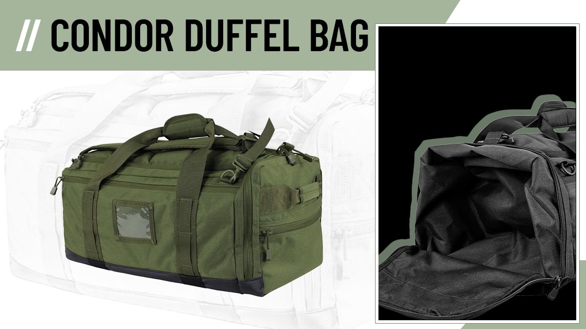 Condor Duffel Bag