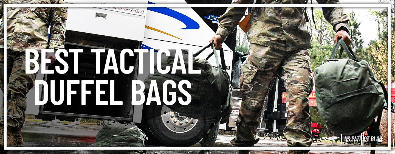 Best Tactical Duffel Bags