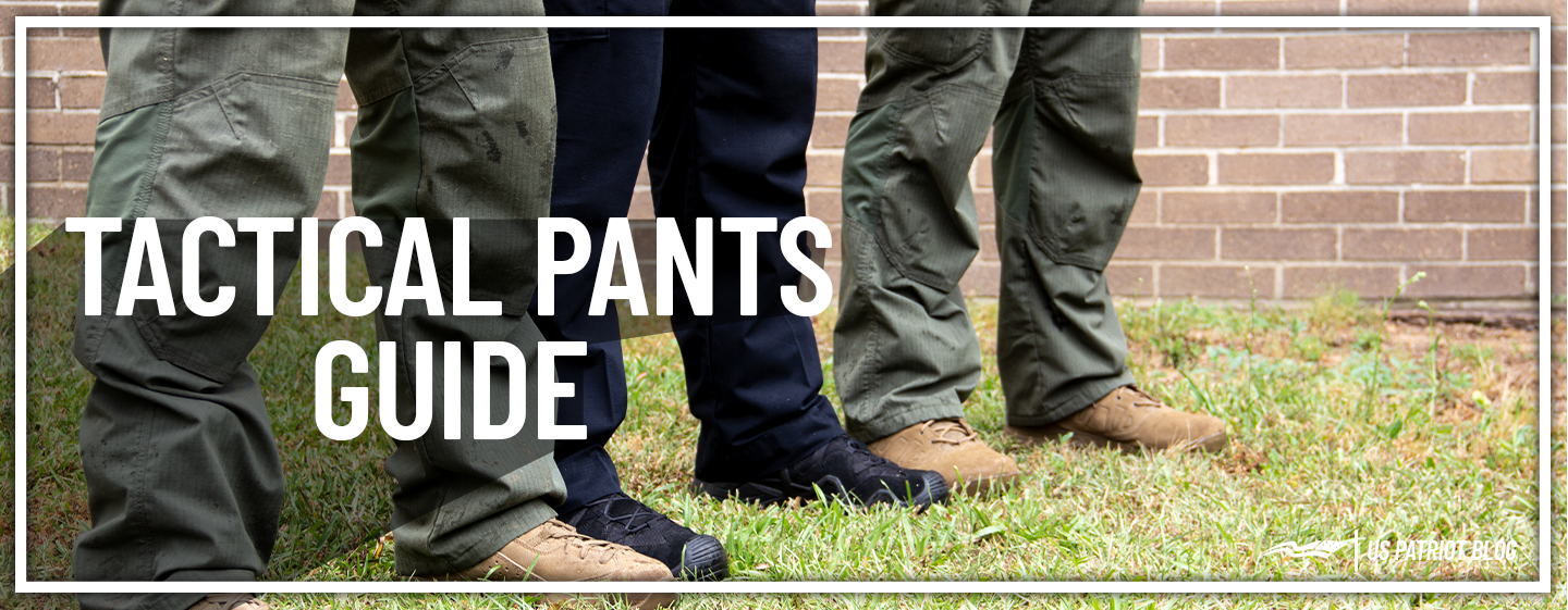 Tactical Pants Guide