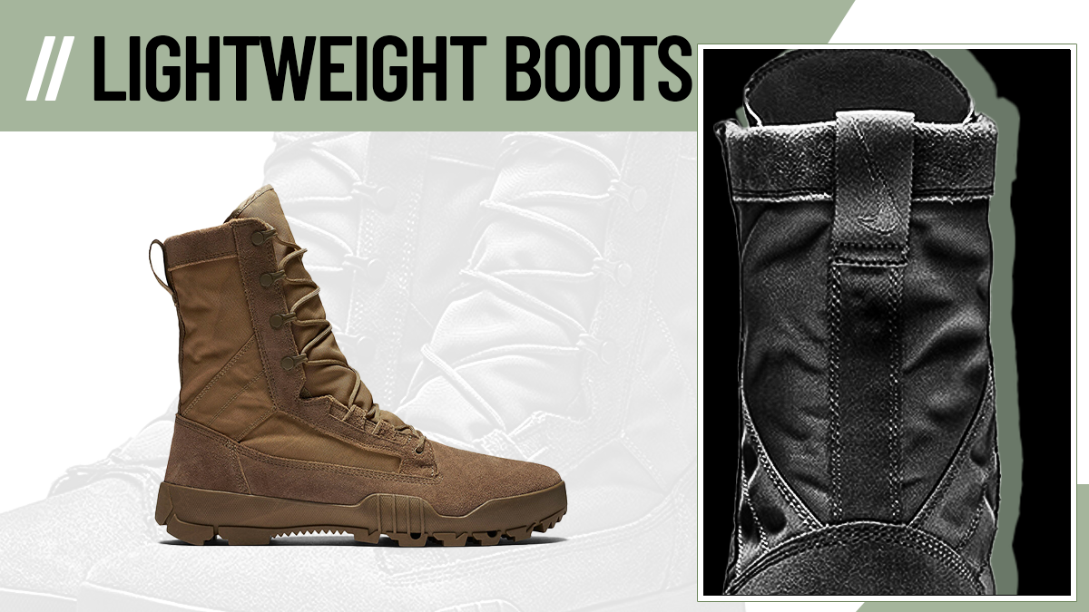 Army Lightweight Boots