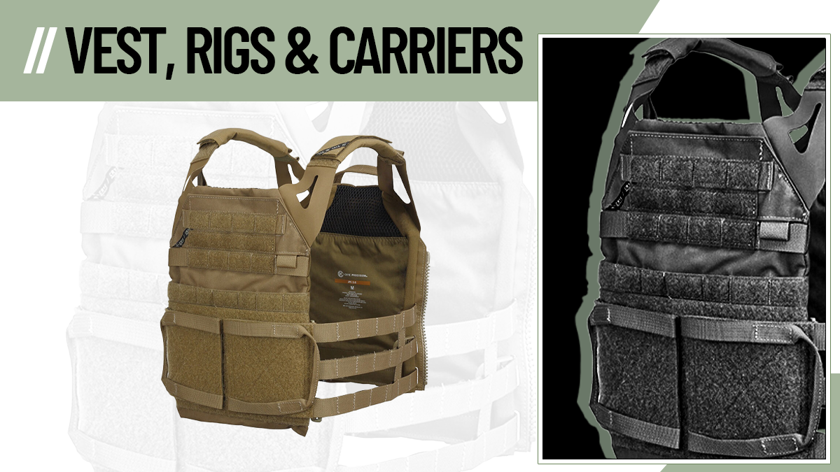 Vests Rigs and Carriers