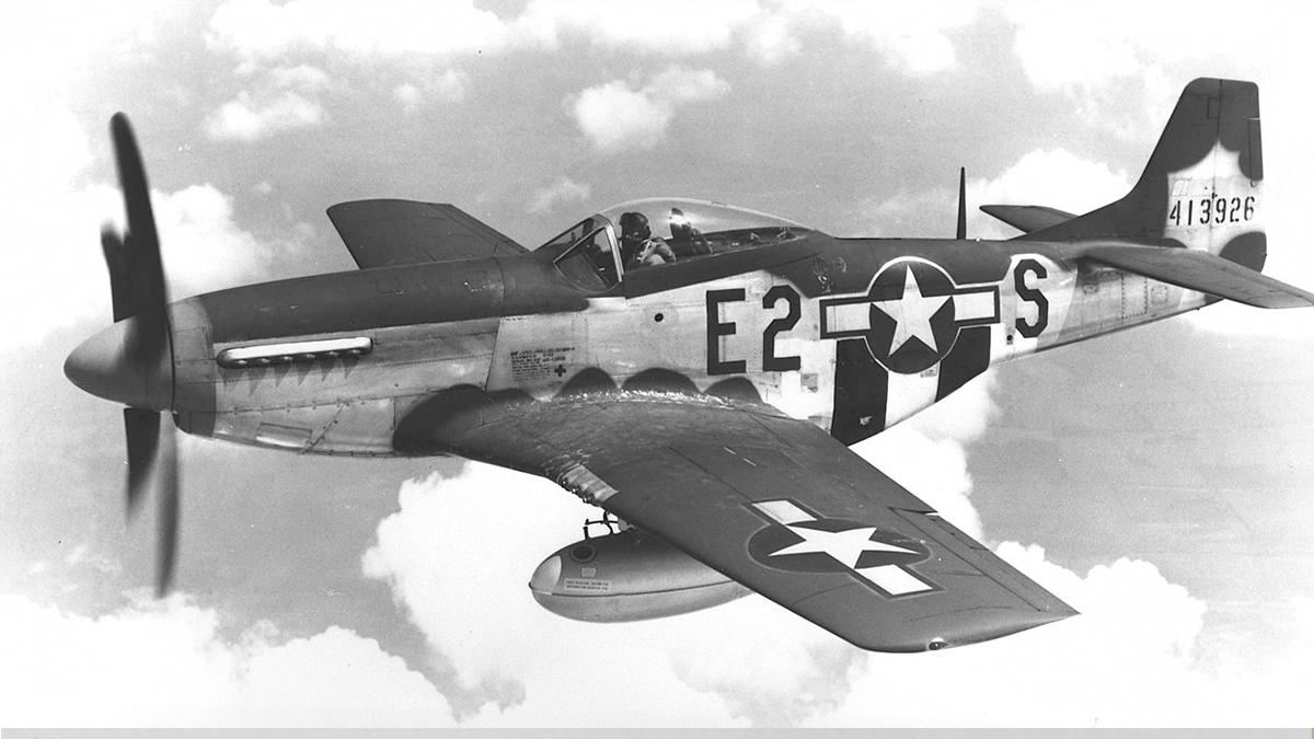 USAF P-51