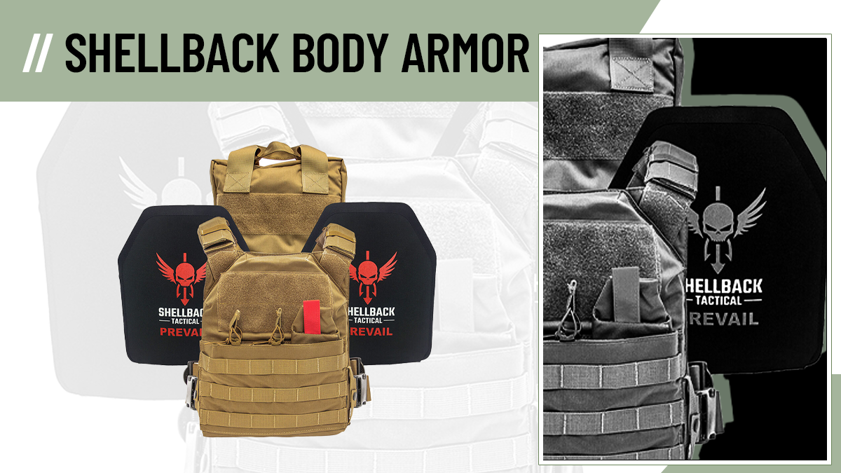 Shellback Body Armor