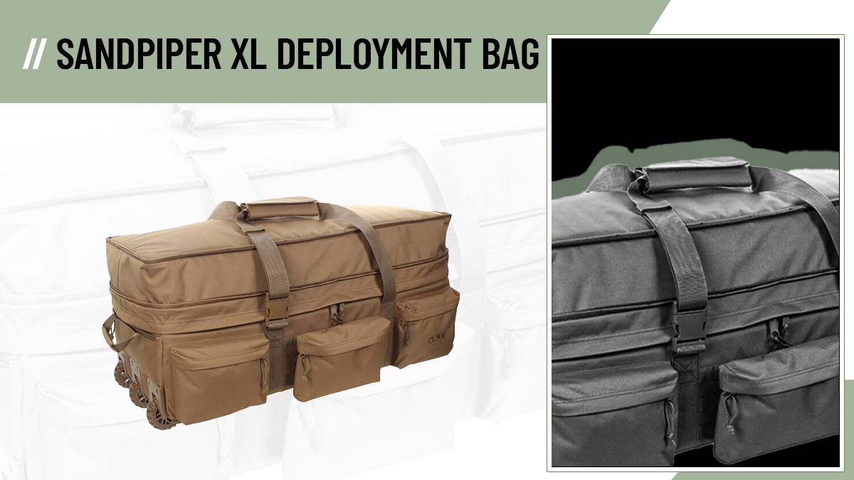 SOC XL Deployment Bag