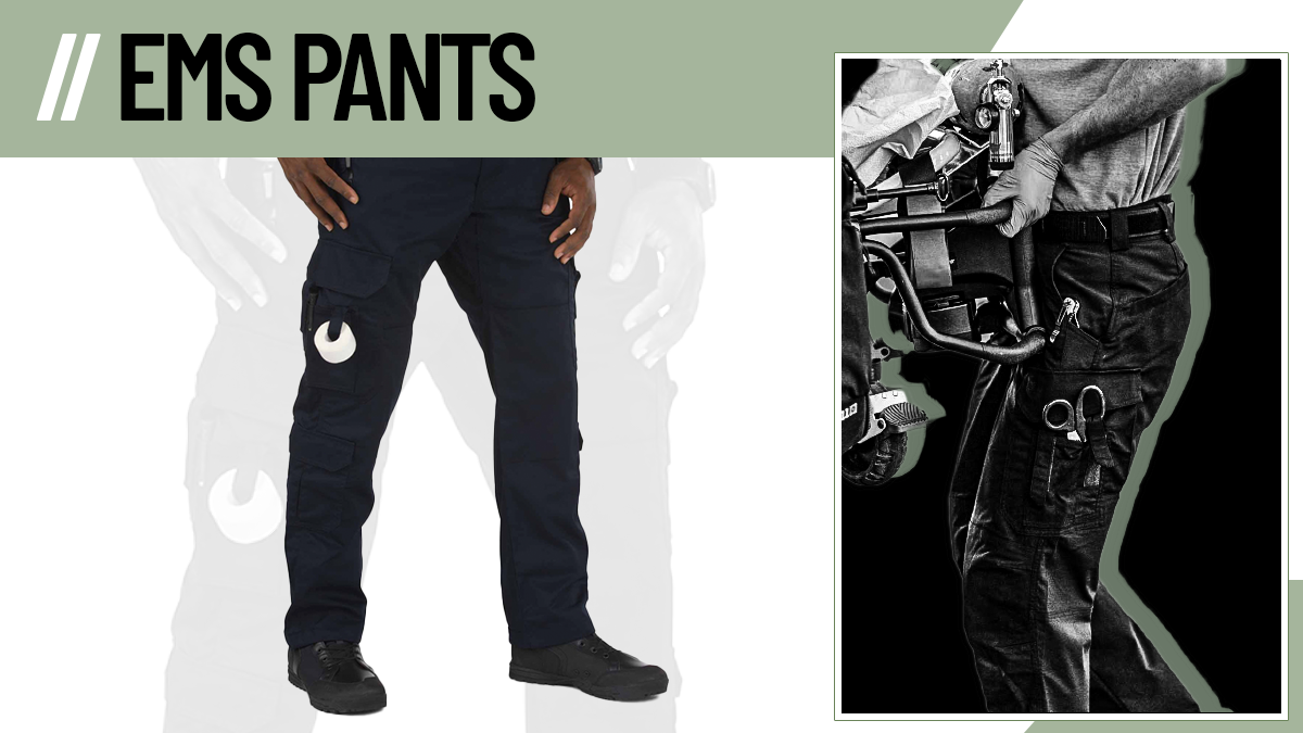 5.11 Tactical EMS Pants