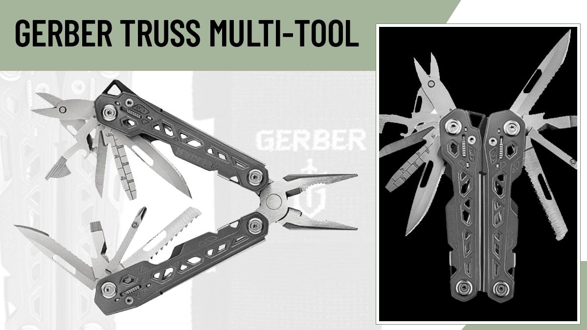 Gerber Truss Multi-Tool