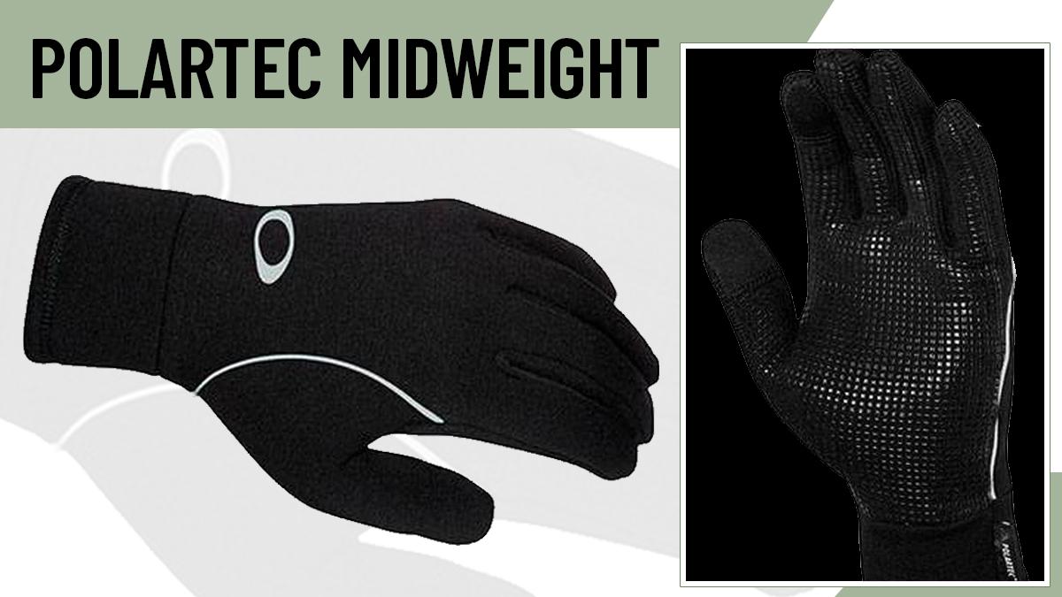 Oakley Polartec Midweight Gloves