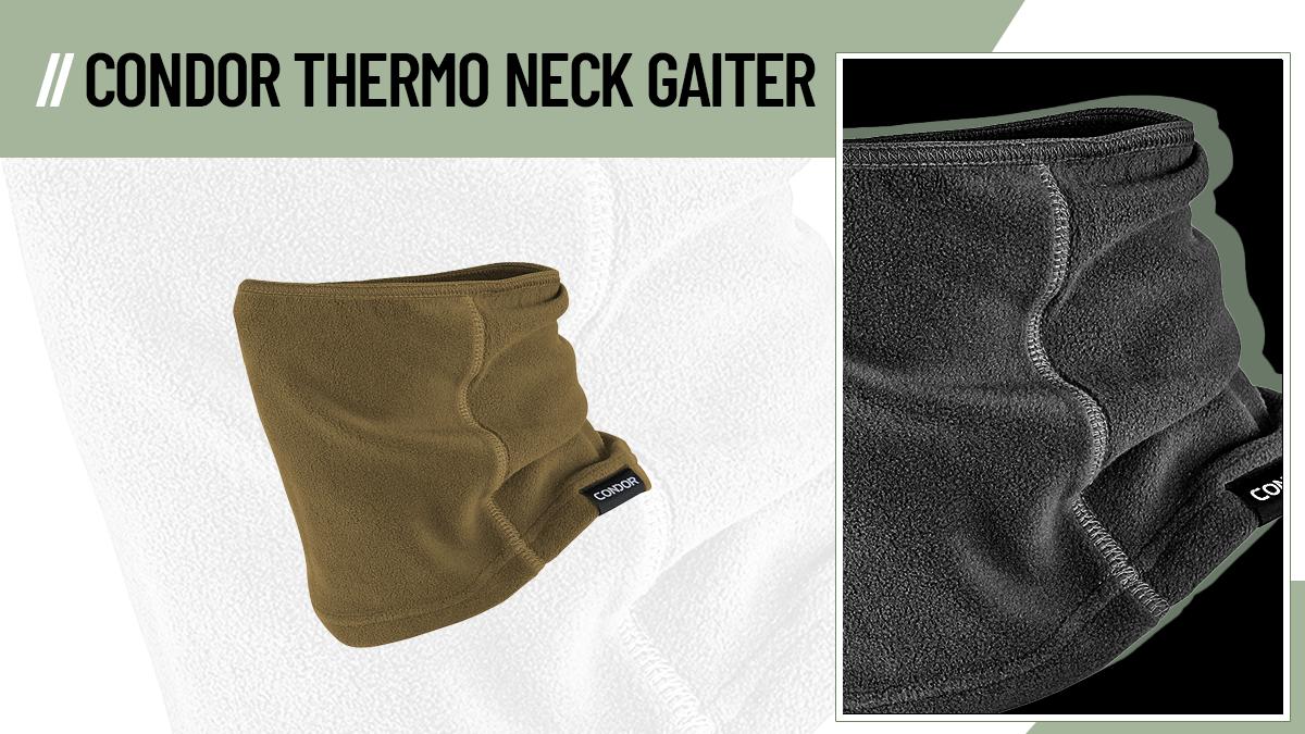 Condor Thermo Neck Gaiter