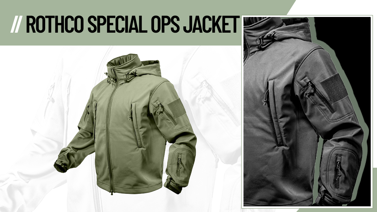 Rothco Special Ops Jacket