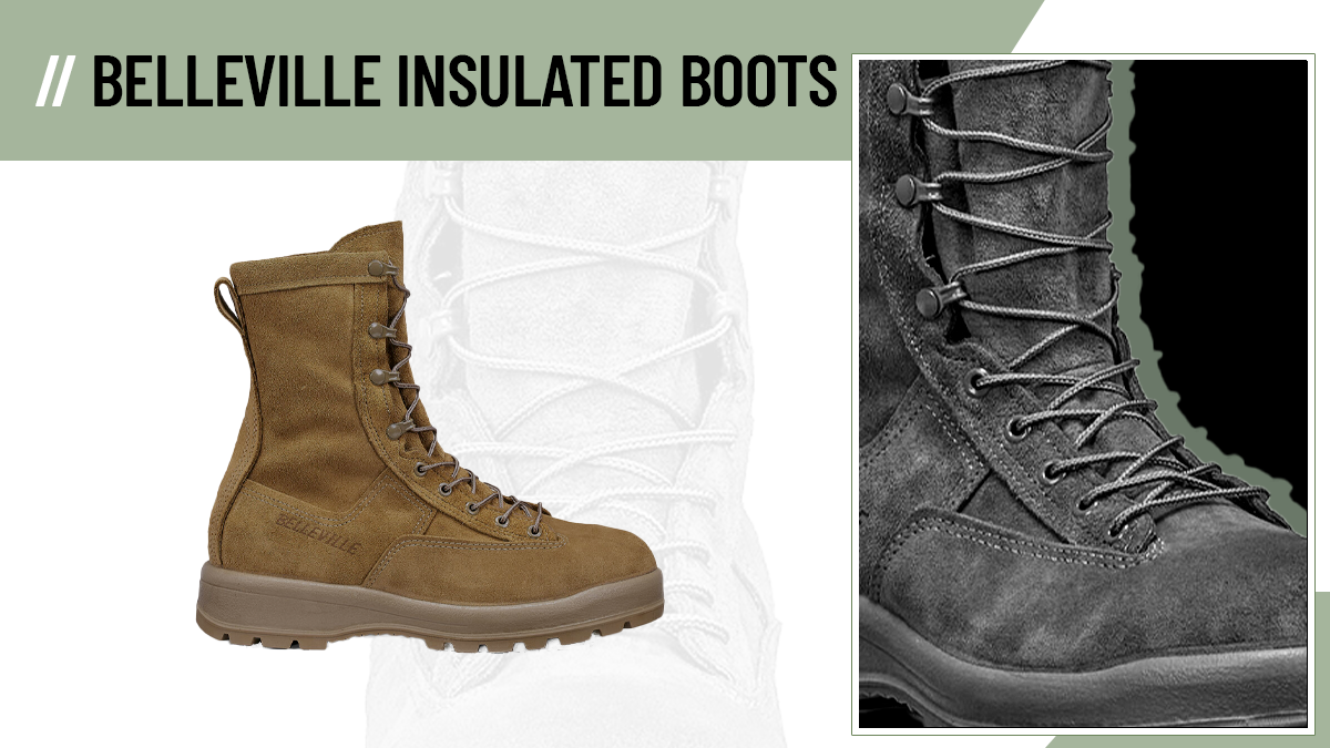 Belleville Insulated Boots