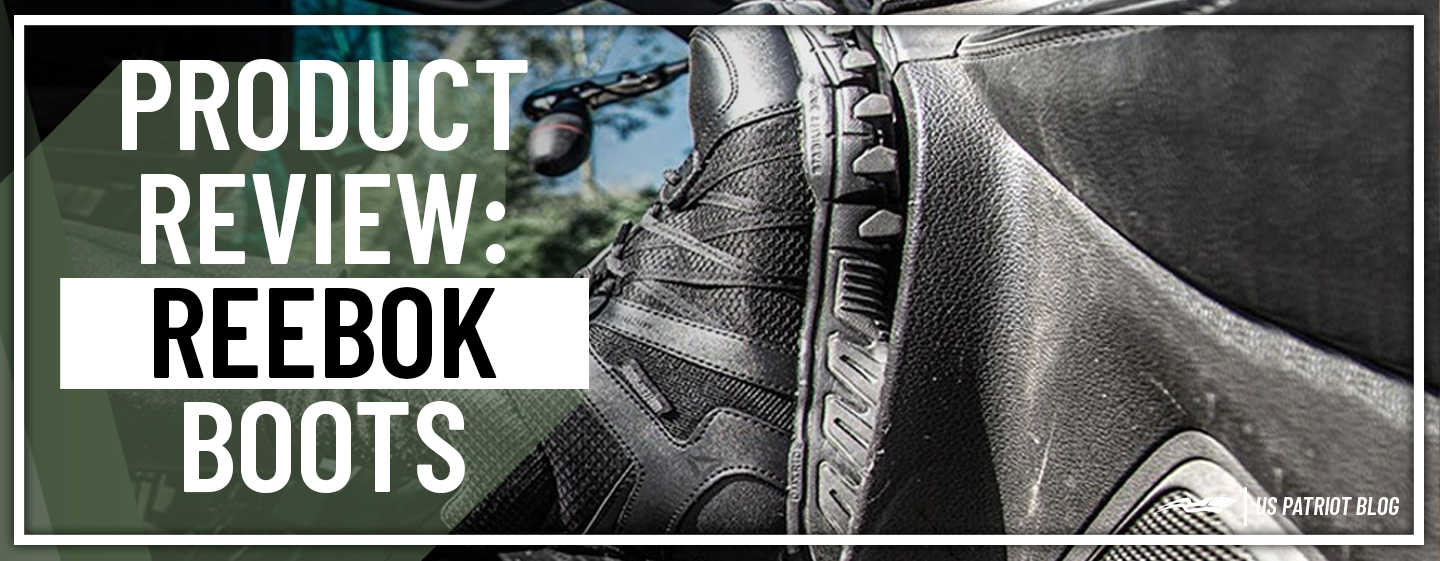 Product Review Reebok Boots
