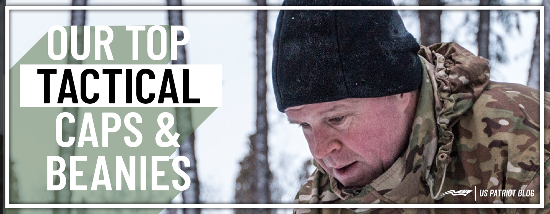 Top Tactical Beanies & Caps