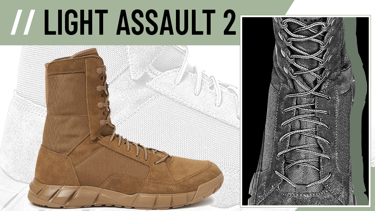 SI Light Assault 2 Boot