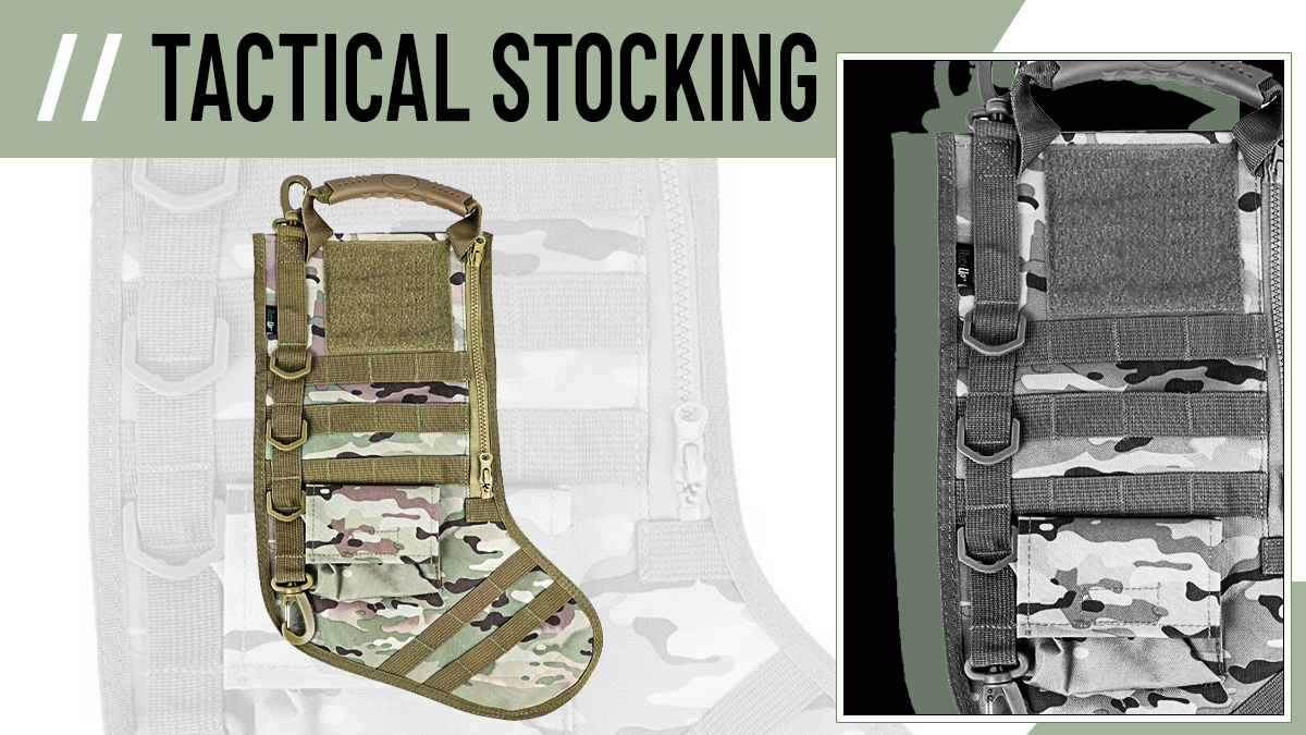 Tactical Stocking