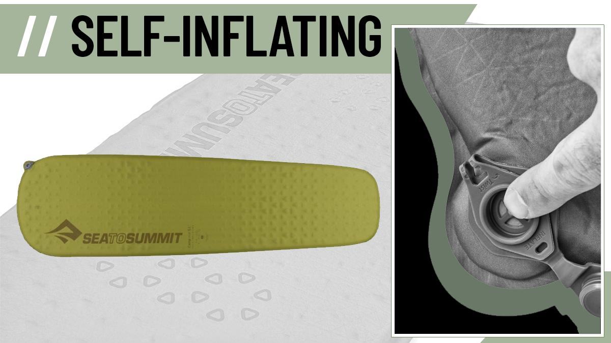 Self Inflating Mat
