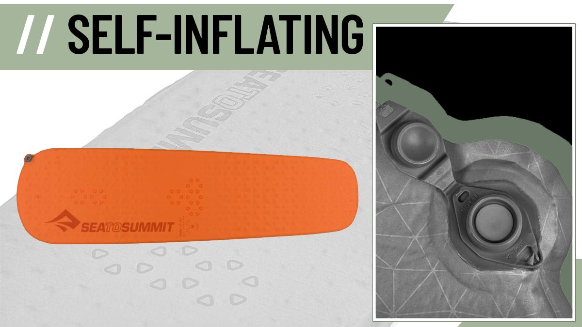 Ultralight Self Inflating Mat