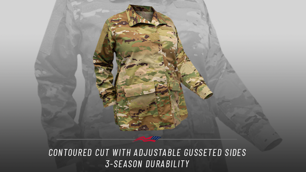 Our Favorite Women's Military Uniforms