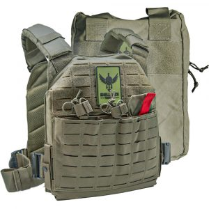 defender green vest