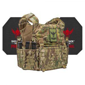 plate carrier vest