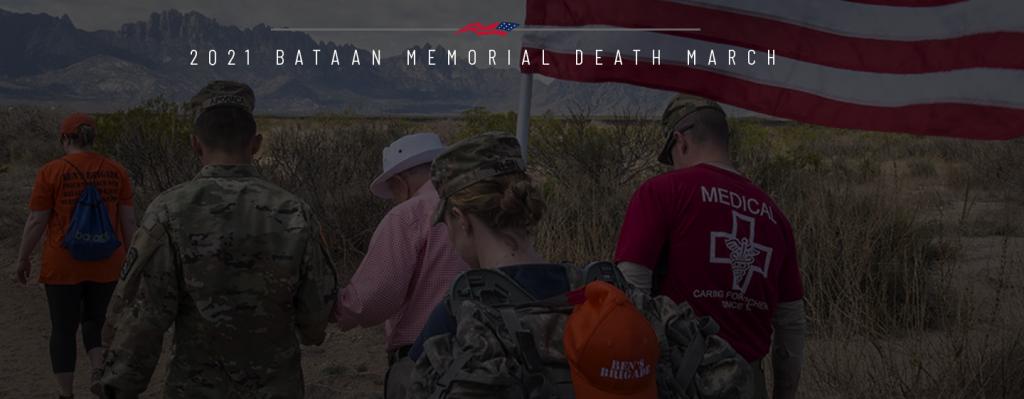2021 Bataan Memorial Death March - US Patriot Blog
